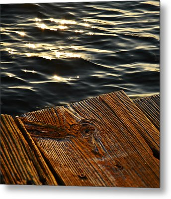 Morning Light Metal Print by Laura Fasulo