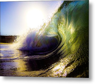 Morning Perfection Metal Print by David Alexander