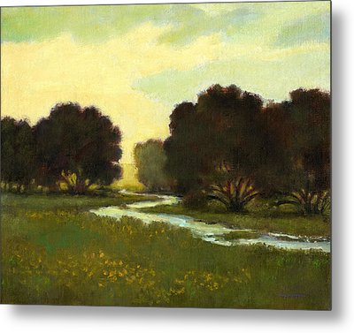 Morning Promise Metal Print by J Reifsnyder