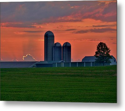 Morning Promise Metal Print by Robert Geary