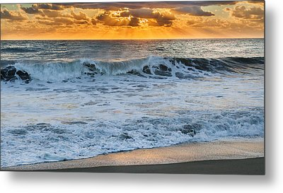 Morning Rays Metal Print by Bill Wakeley