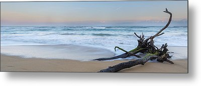Morning Tide Metal Print by Hawaii  Fine Art Photography
