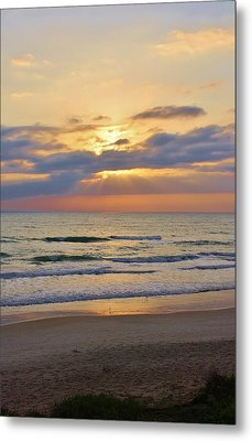 Mornings Early Light Metal Print by Bruce Bley