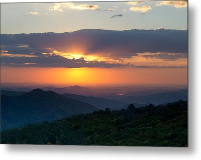 Metal Print featuring the photograph Mornings Like This by Melanie Moraga