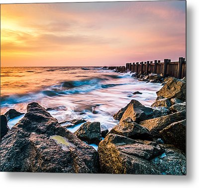 Morris Island Dream Metal Print by Steve DuPree