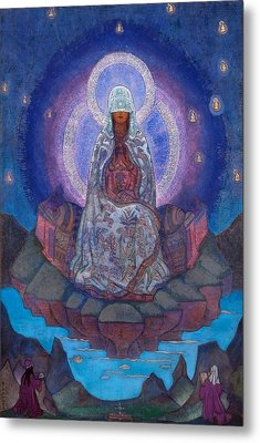 Mother Of The World Metal Print
