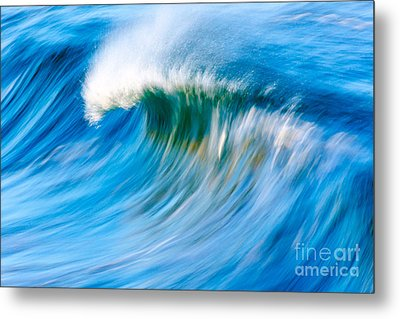 Motion Captured Metal Print by Paul Topp