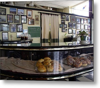Moultrie Diner Metal Print by Cleaster Cotton