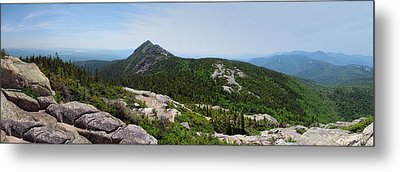 Mount Chocorua From The Sisters Metal Print