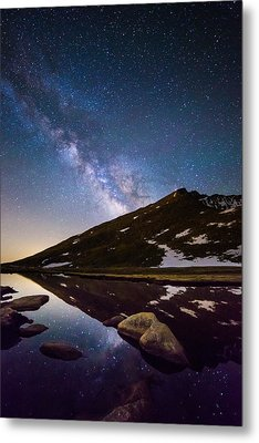 Mount Evans Dreamland Metal Print by Adam Pender
