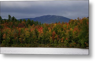 Mount Monadnock Fall 2013 View 2 Metal Print