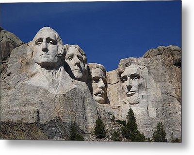 Mount Rushmore Metal Print by Frank Romeo