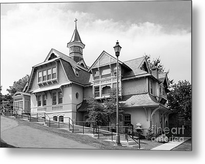 Mount Saint Mary College Whittaker Hall Metal Print by University Icons