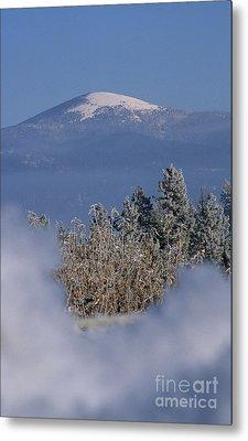 Mount Spokane Metal Print by Sharon Elliott