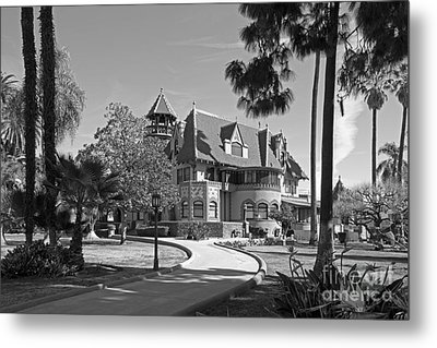 Mount St. Mary's University Doheny Mansion Metal Print