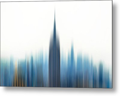 Moving An Empire Metal Print by Az Jackson