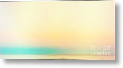 Moving Colors 4 Metal Print by K Hines