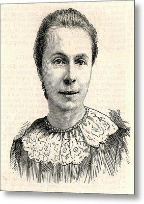 Mrs Sophia Bryant Metal Print