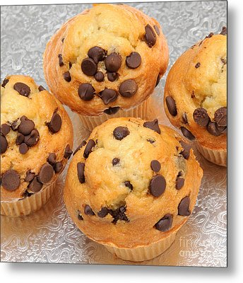 Muffin Tops 2 Metal Print by Andee Design