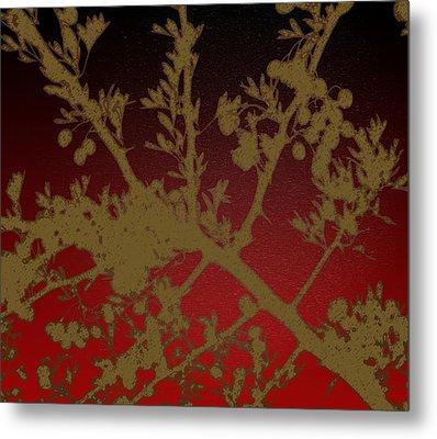 Mullberry Bush Metal Print