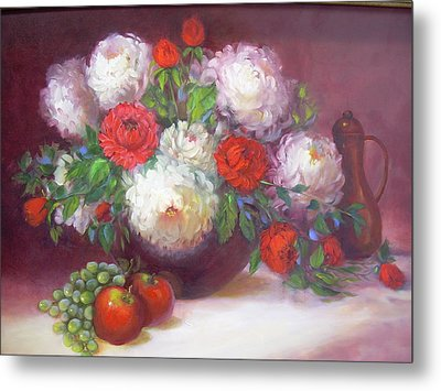 Mums For Mom Metal Print