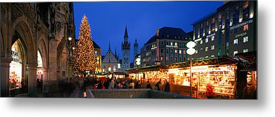 Munich, Germany Metal Print by Panoramic Images