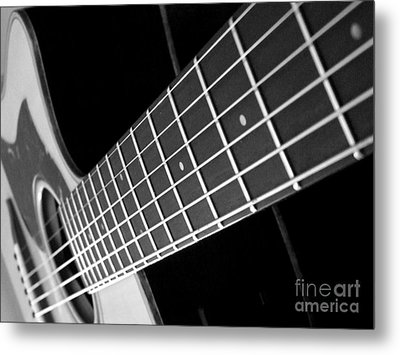 Metal Print featuring the photograph Music To My Soul by Andrea Anderegg