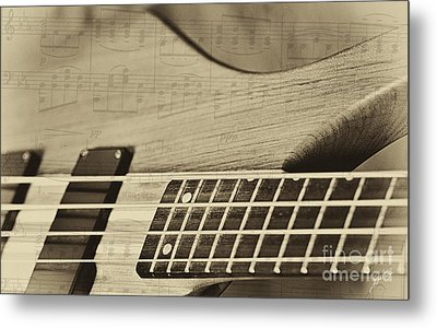 Musical Majesty Metal Print
