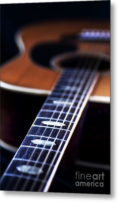 Musical Memories Metal Print by Tamyra Ayles