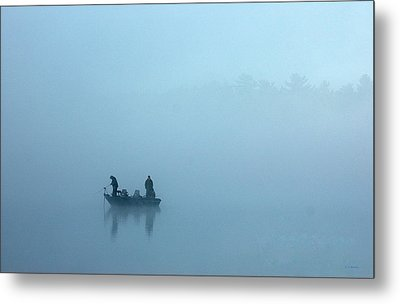 Musky Love Metal Print