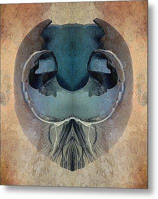 Mutation Metal Print by WB Johnston