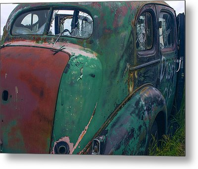 My But  You Have Let  Yourself Go Metal Print by Jean Noren