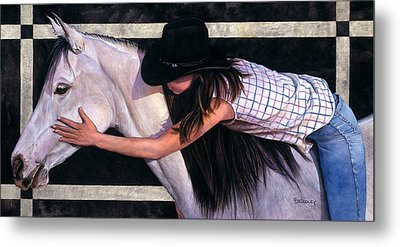My Girl Metal Print