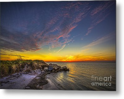 My Quiet Place Metal Print by Marvin Spates