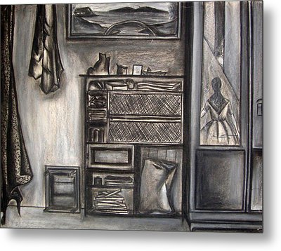 My Room Metal Print by Nital Dabhade