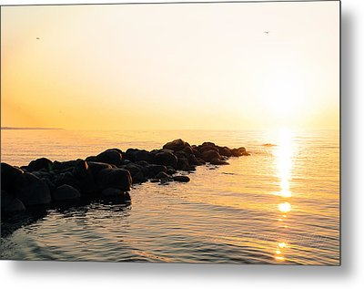 My Stepping Stones Metal Print by BandC  Photography