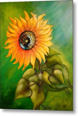 My Sunshine Metal Print