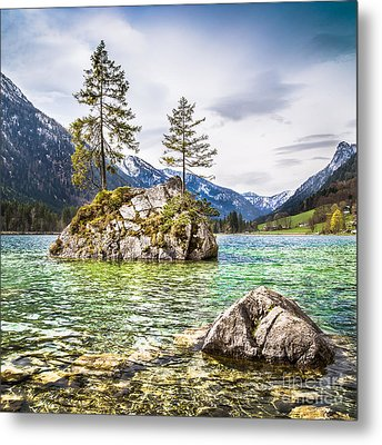 Mystic Bavaria Metal Print by JR Photography