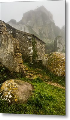 Mystic Mountain Metal Print by Marco Oliveira