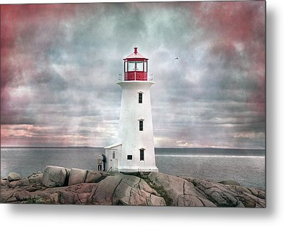 Mystical Peggy Metal Print by Betsy Knapp