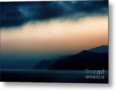 Mystical Sunrise Metal Print by Polly Peacock