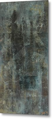 Paper Trails Metal Print