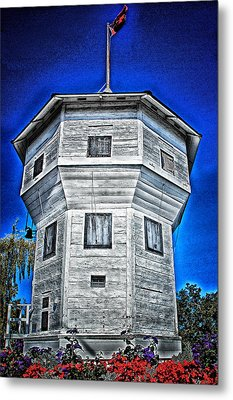 Nanaimo Bastion Metal Print