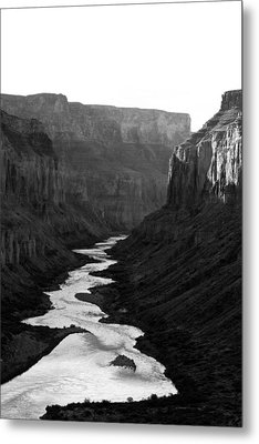 Metal Print featuring the photograph Nankoweap Grand Canyon by Atom Crawford