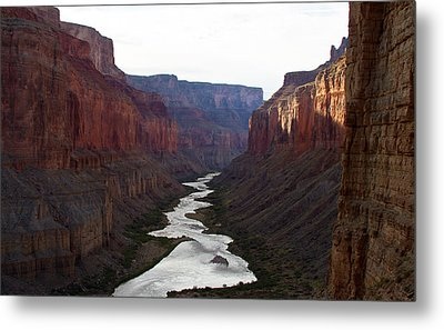 Metal Print featuring the photograph Nankoweap Grand Canyon Color by Atom Crawford
