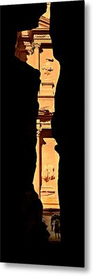 Narrow Is The Way Metal Print by Stephen Stookey