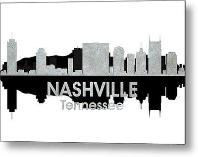 Nashville Tn 4 Metal Print by Angelina Vick