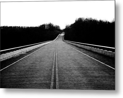 Natchez Trace Parkway  Metal Print by Krista Sidwell