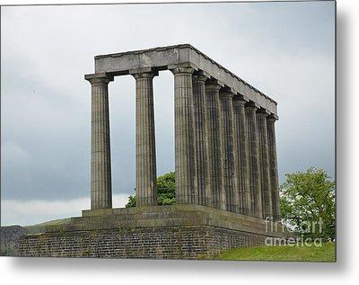 National Monument Of Scotland Metal Print