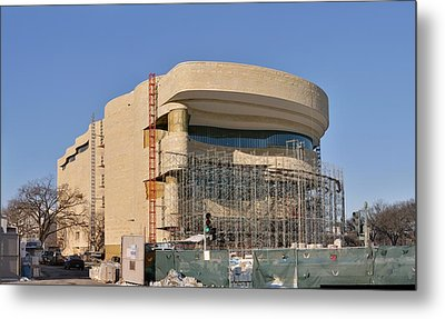 National Museum Of The American Indian - Washington Dc - 01131 Metal Print